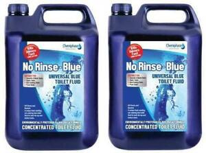 2x5L-Blue-Caravan-Chemical-Toilet-Fluid-Waste-Tank-Additive-NEXT-DAY-DELIVERY