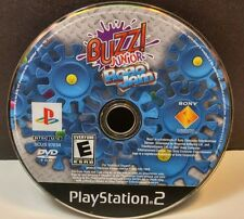 Buzz! Junior: Robo Jam (game only)  (Sony PlayStation 2, 2008) DISC ONLY