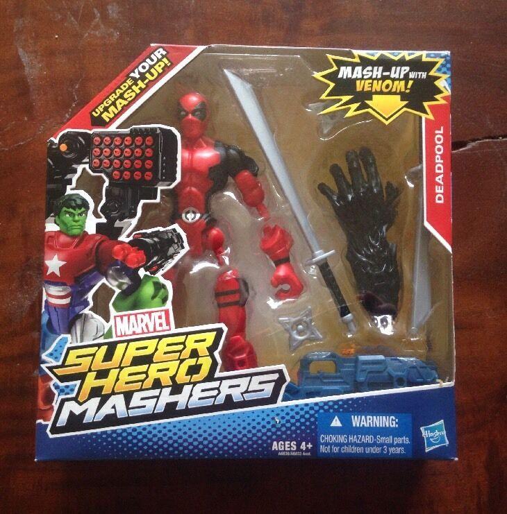 Der letzte.marvel - superhelden - casanovas gab 's zur zeit fr deadpool actionfigur mash - up mit gift