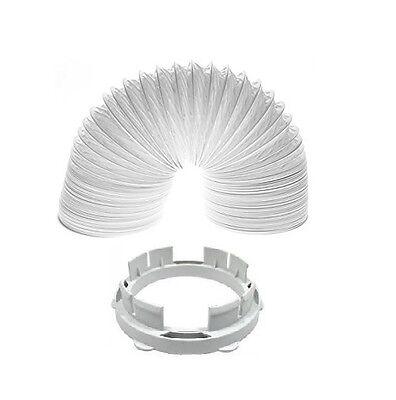 WHITE KNIGHT Crosslee Asciugatrice Kit di sfiato scatola sfiato tubo /& Adattatore Kit