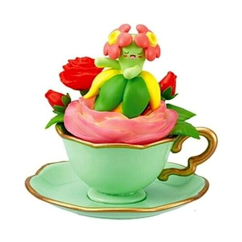 rement Re-ment Pokemon Floral Cup Collection 2 BELLOSSOM officiel Mini Figure
