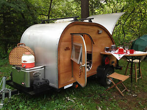 Strange Attn Glampers Big Woody Teardrop Camper Trailer Plans In Pdf Largest Home Design Picture Inspirations Pitcheantrous