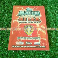 12/13 STAR PLAYER CHAMPIONSHIP MATCH ATTAX CARD 2012 2013