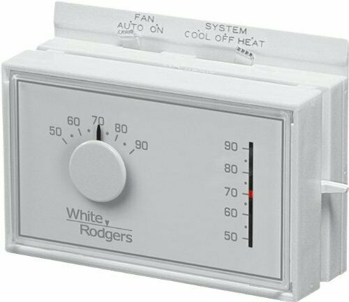 Best Mechanical Heating And Cooling Thermostat 3