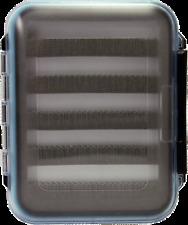 Doppel-Klarsichtdose wasserdicht Micro Slit 12,5x10x4,2 byAngelversand Rheinland