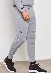 UA-under-armour-unstoppable-move-tracksuit-bottome-S-M-L-XL-grey-trouser-RRP-65