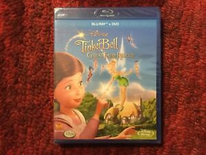 Disney : TinkerBell and the Great Fairy Rescue : 2-Disc Blu-ray / DvD Set