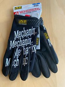 Mechanix-Wear-Original-Gloves-schwarz-Arbeits-Handschuhe-Motorsport-Biker-Neu