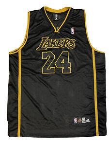 Kobe Bryant LA Lakers Men XXL (Sz 56) Authentic Adidas NBA Rare ...