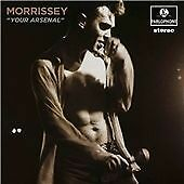MORRISSEY - YOUR ARSENAL        Remastered CD Album & DVD       (2014)