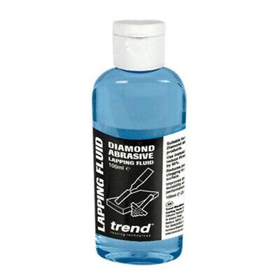 Trend Dws Lf 100 Diamond Abrasive Lapping Fluid 100ml Ebay