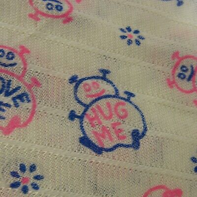 ~ Vintage Farmers Market Poultry Feed Rooster Hen 1 Print on Fabric FB 412 ~