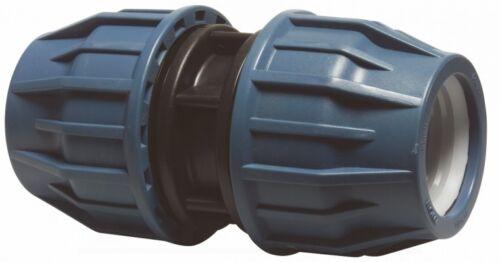 Jasonflex Klemmkupplung 50 mm Kupplung Flexfit Flexschlauch PVC Rohr Teich Pool