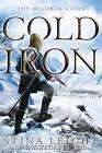Cold Iron by Stina Leicht (Hardback, 2015)