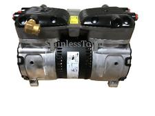 Gast 12 Hp Rocking Piston Air Compressor 120240 Volt