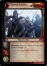 Lord of the Rings CCG Return of the King 7C290 Mordor Soldier X2 LOTR TCG