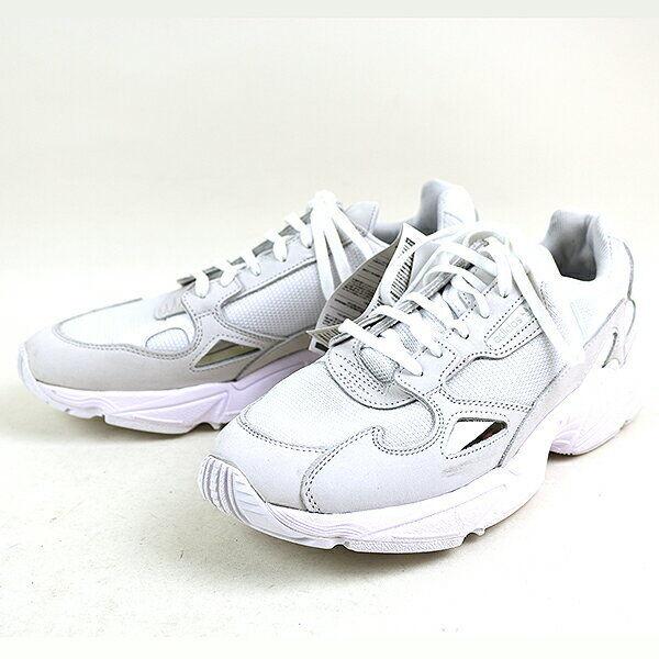 AdidasFALCON W sneakers B28128 Men's White 28cm