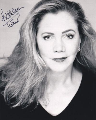 KATHLEEN TURNER Signed Original Autographed 8x10 Photo COA