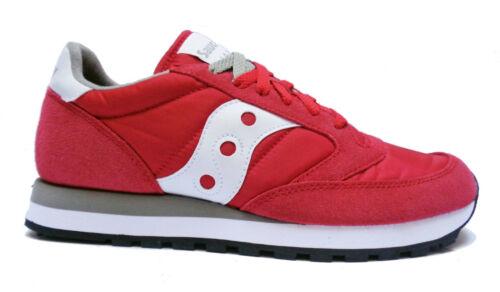 2044 Casual Scarpe Da Uomo Camoscio Rosso In Sneakers Saucony tessuto 311 PKdqZySq