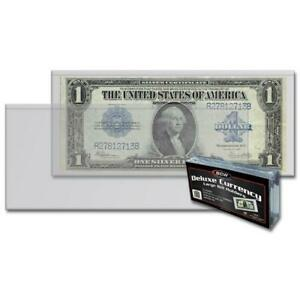 /& OTHER CURRENCY HOLDS U.S SEMI-RIGID 200 LARGE BILL DELUXE CURRENCY HOLDERS