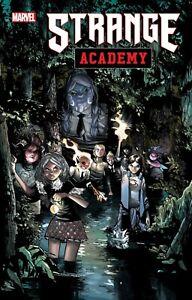 Strange-Academy-5-Cover-A-NM-1st-Print-Marvel-Comics-2020