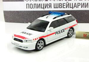DeAgostini-1-43-Subaru-Legacy-police-car-car-diecast-model-Switzerland-58