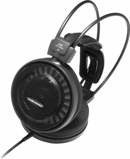 Audio-technica ATH-AD500X Headphones Dynamics Open Black