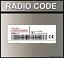 █► RADIO CODE passend für Mercedes-Benz Bosch Truck Base Low Truck Base High