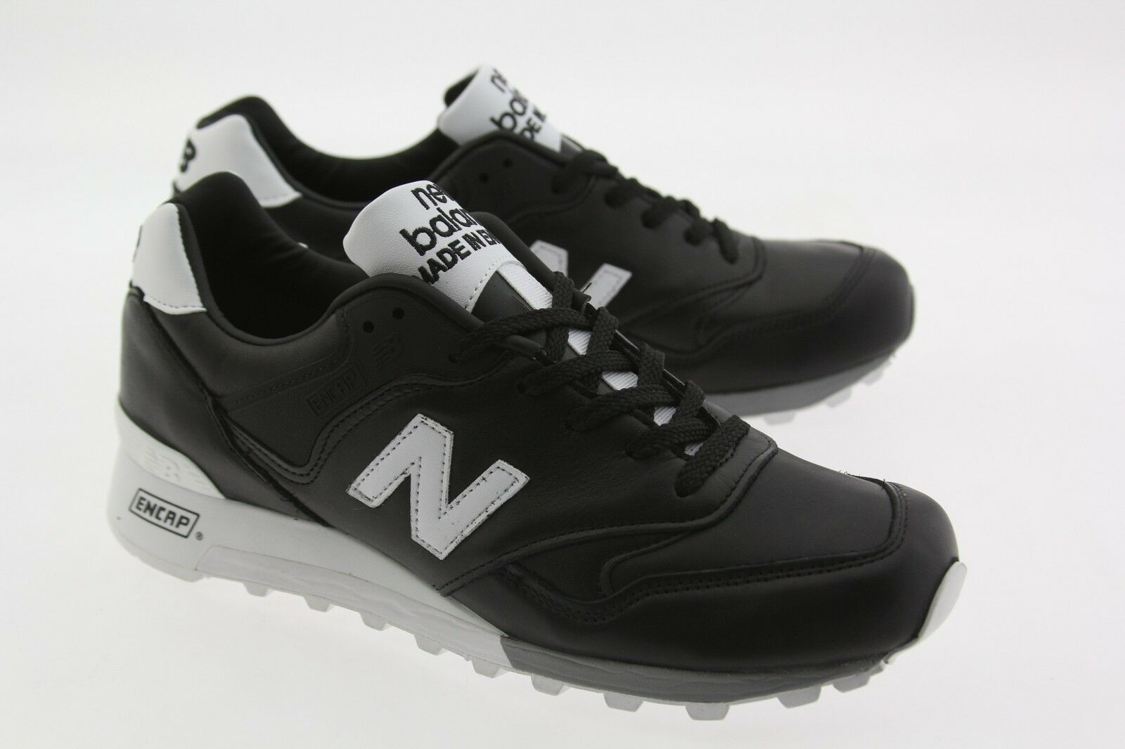 New Balance Men 577 Made in UK Football M577FB black white M577FB