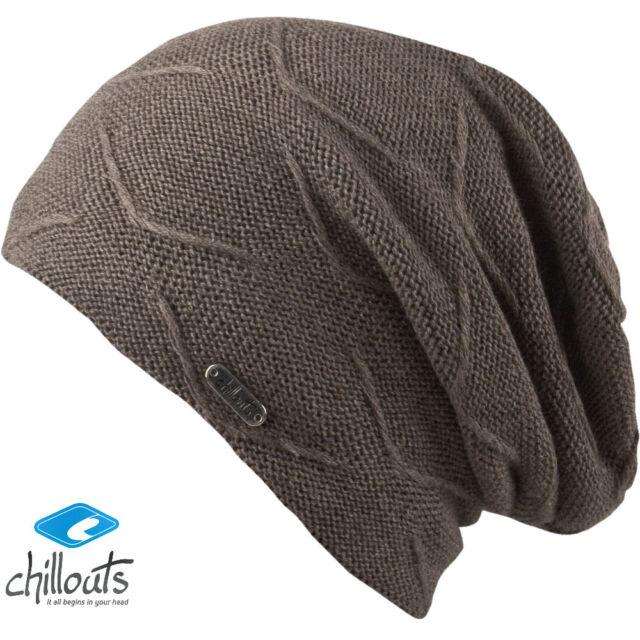 Chillouts Courtney Berretto di lana Uomo Cappello invernale riscaldante 563b6b713631