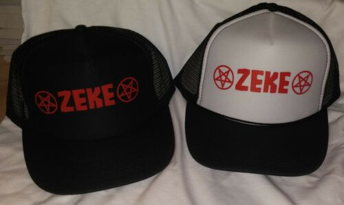 Zeke Hat kbd meatmen motorhead punk dicks nofx dwarves poison idea supersuckers