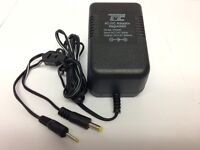 Adaptor For Walkman,panasonic,sony Cd Player, Ac Dc 4.5v 500ma 4.5vdc Regulated