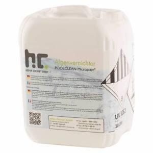 10-Liter-Algenvernichter-Algenex-Algizid-Pool-Schwimmbad-Wasserpflege-Bayzid