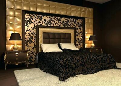 Freundschaftlich Gepolsterte Wand Decken Paneelen Paneelen Verkleidung Leder Polster Paneel 60x60