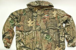 Mossy Oak Full Zip Hooded Jacket Break Up Infinity