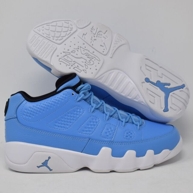 ff9cfc5737a Air Jordan 9 Retro Low 832822-401 Mens Basketball Shoes Pantone University  Blue