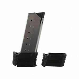 Springfield Armory, Stainless .45ACP 7 Rd, XD-S Magazine w/ Sleeve - XDS50071