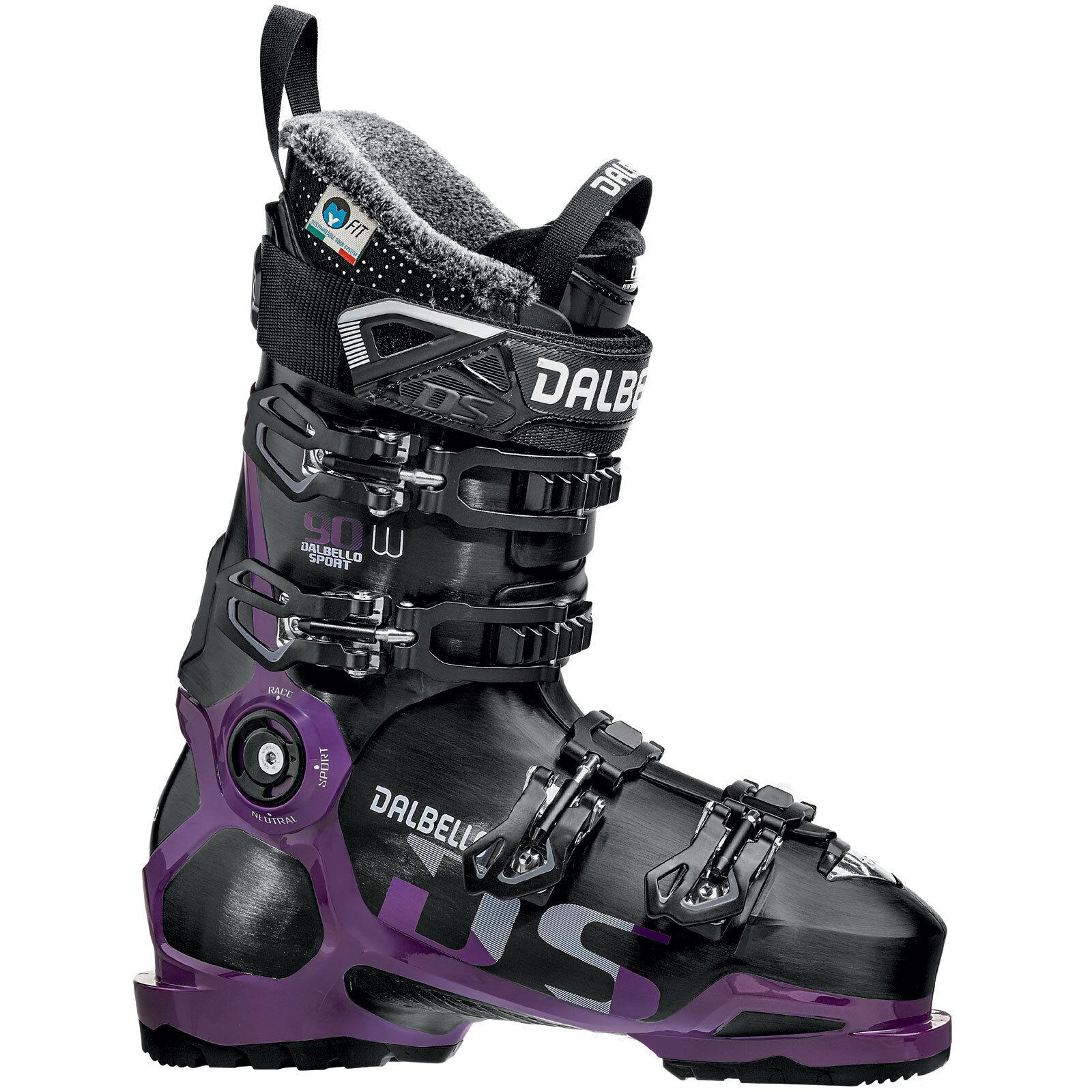 Dalbello DS 90 W LS Damen-Skischuhe Alpin-Skistiefel Ski Schuhe Schuhe Schuhe Stiefel Pisten 0682f6