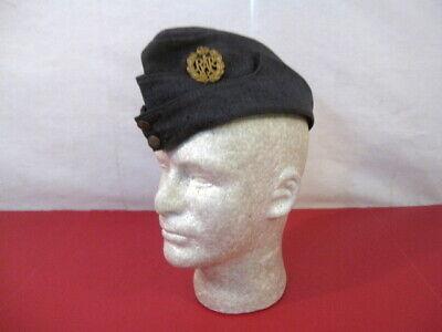 WWII Era British RAF Royal Air Force - Uniform Wool Side Cap