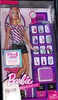 Mattel Barbie Fashionista Sassy Shops for Makeup Barbie Doll - FAF2D86E Toys