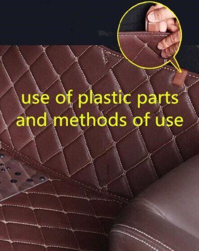 Fußmatten nach Maß für Porsche Cayenne,Macan,Panamera Nicht giftig geruchlos