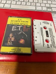 E-T-22-Hits-From-Outer-Space-Cassette-Tape