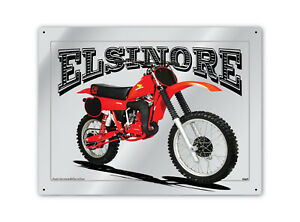 MIRROR-SIGN-0369-HONDA-ELSINORE-CR-125R-250R-ARTWORK-MEMORABILIA