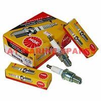 A1 Ngk Marine Spark Plugs X 4 Lfr5a-11 Suit- Yamaha Merc 4 Strokes