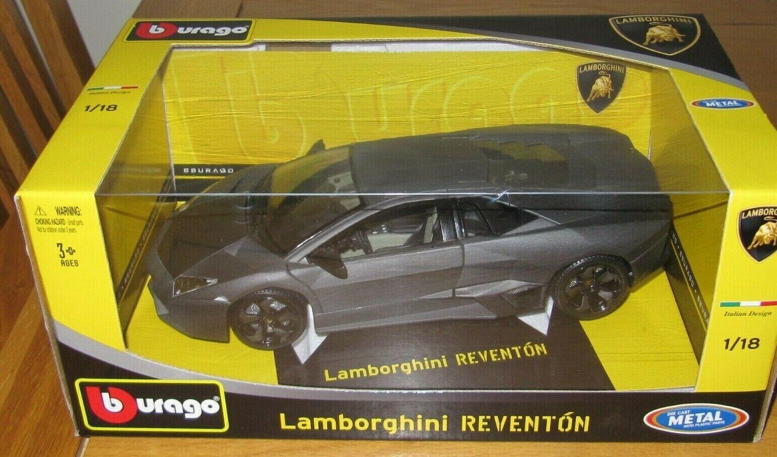 1 18 BBURAGO LAMBORGHINI REVENTON -