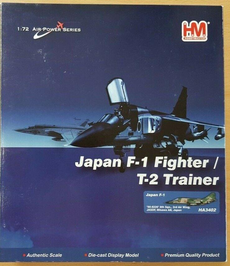 Hobby Master 1 72 HA3402 Mitsubishi F-1  90-8226  JASDF, Misawa Ab, Japon