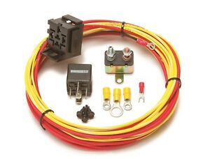painless wiring 50102 universal 30 amp fuel pump relay harness kit rh ebay com