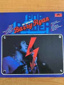 Barry Ryan - Pop Power // LP - 1. German-Pressing 1976 - TOP condition