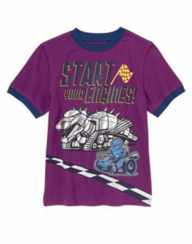 Gymboree Boys 10 Summer Tee Shirt Top Variety Space Bike Shark Baseball NEW NWT