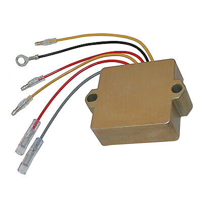 LActrical MERCURY MARINER 6 SIX WIRE RECTIFIER REGULATOR 815279-3 883072T 854515T1 and more